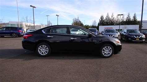 nissan altima 2017 black price 2017 nissan altima 2 5 s super black hn331530 kent