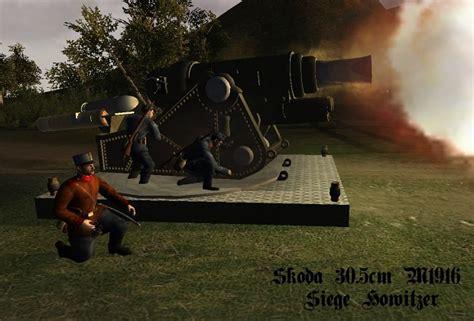 skoda siege social skoda 30 5 cm m1916 siege howitzer image 1914 the war