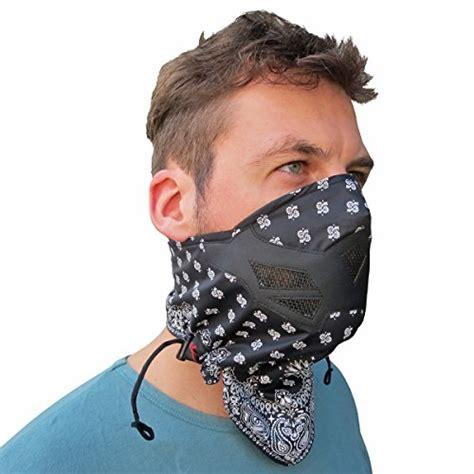snowboarding face mask bandana amazoncom