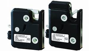 Rotary Latch Accommodates Variety Of Designs