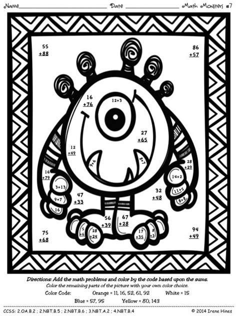 images  coloring pages color  code