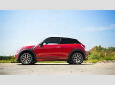2015 MINI John Cooper Works ALL4 Paceman Review