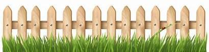 Fence Transparent Clipart Grass Clip Fences Yopriceville