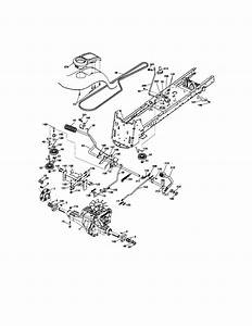 917 276922 Craftsman Garden Tractor 26 Hp 54 Mower Automatic