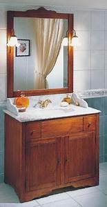 meuble de salle de bain lapeyre belle epoque objet deco With lapeyre meuble de salle de bain avec vasque