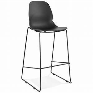 Chaise Bar Industriel : tabouret de bar chaise de bar industriel empilable ~ Farleysfitness.com Idées de Décoration