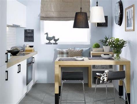 Ideen Für Kleine Wohnküchen