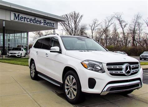 Find information on performance, specs, engine, safety and more. Stock#: W17138 New 2018 Mercedes-Benz GLS GLS 450 4MATIC® SUV in West Chester