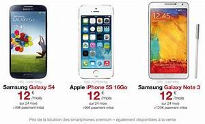 Achat Telephone Free : free mobile smarphones en location iphone 5s ou s4 12 euros par mois ~ Teatrodelosmanantiales.com Idées de Décoration