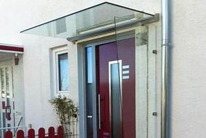 Vordach Glas Mit Seitenteil : vordach mit seitenteil als haust r windfang glasprofi24 ~ Watch28wear.com Haus und Dekorationen