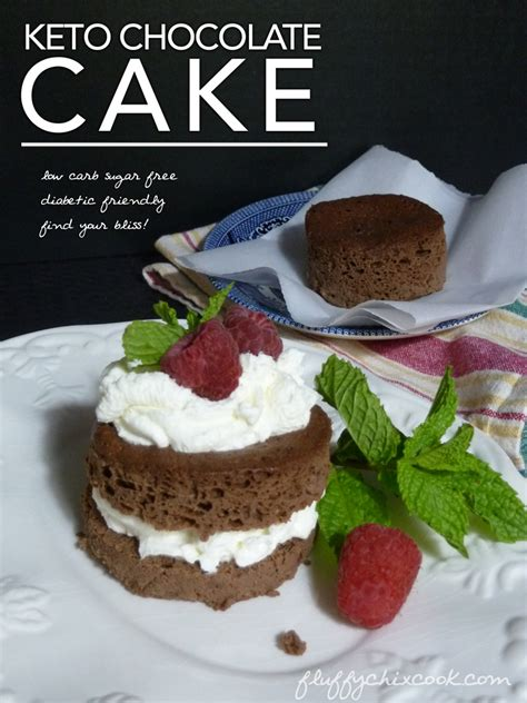 Permalink to Chocolate Cake Keto