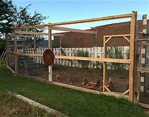 Fabrication D Une Voliere Exterieur : voli re oiseaux et volaille construire une voli re cage ~ Premium-room.com Idées de Décoration
