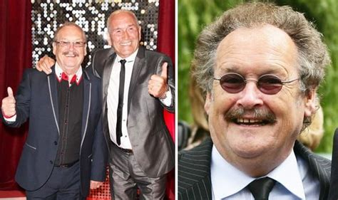 Bobby Ball: Late comedian's cheeky swipe at Tommy Cannon ...