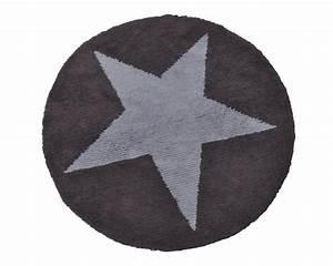 Teppich Rund 2m : biokinder wende teppich rund mit stern blau grau aus baumwolle lorena canals ~ Whattoseeinmadrid.com Haus und Dekorationen