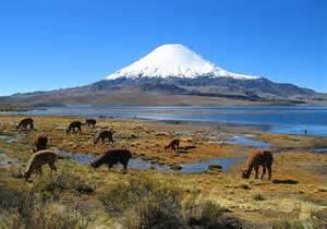 Lugares Fantásticos: Parque Lauca – Chile Chile