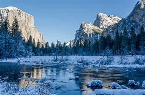 yosemite national park   winter flickr photo sharing