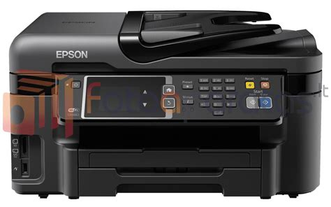 Precisioncore, epson's most progressive printhead innovation, controls the business driving yield quality and toughness that epson is prestigious for, at the high speeds required for office, business and modern printing. Rašalinis spausdintuvas Epson WorkForce WF-3620 DWF