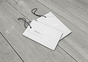 swing tag hang tag product label mock up by mock up With hang tag mockup