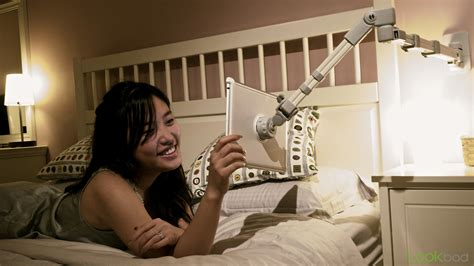 Ipad Holder For Bed Or Sofa Ipad Bed Stand Ebay