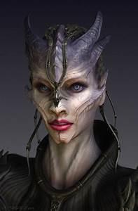 159 best Fantasy Art: Not Quite Human images on Pinterest ...