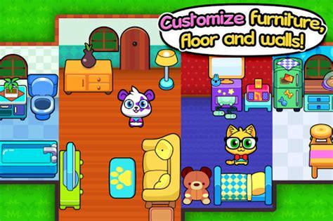forest folks cute pet home design game  mod apk
