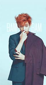 BAMBAM Phone Wallpaper | K-Pop Wallpaper