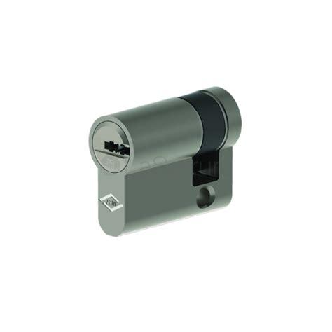 cylindre de serrure débrayable demi cylindre jpm quarz up 224 bouton