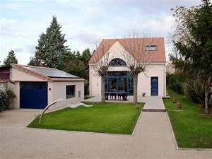 Connaitre Orientation Maison : une maison ossature acier ~ Premium-room.com Idées de Décoration