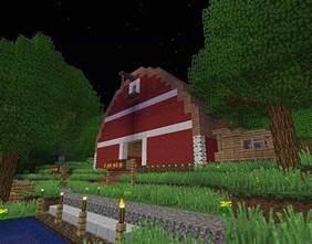 Pumpkin Pie Minecraft by Red Communal Animal Farm Minecraft Project