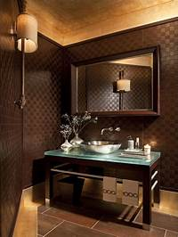 powder room ideas 18 Statement Making Powder Rooms - Dk Decor