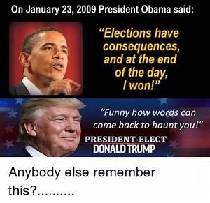 Trump Wins......! - Page 17 - State / US / World ...