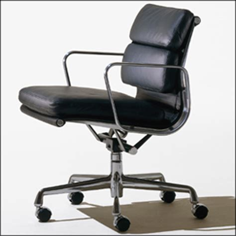 Eames Style Soft Pad Management Chair by Eames Management Chair Roselawnlutheran
