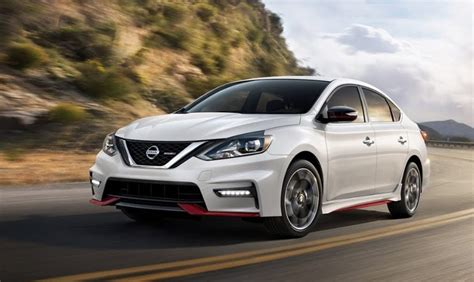 nissan sentra nismo colors release date