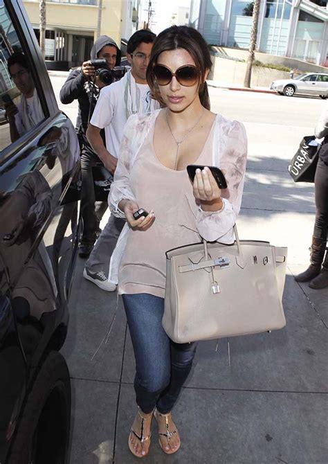 bags  kim kardashian celebrity bag styles