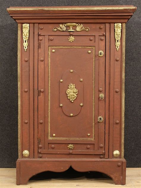antiques atlas  century italian cabinet  painted wood