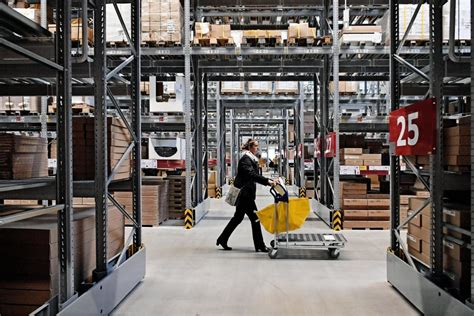 Ikea Apre Ai Mobili Di Seconda Mano. Per Promuovere L