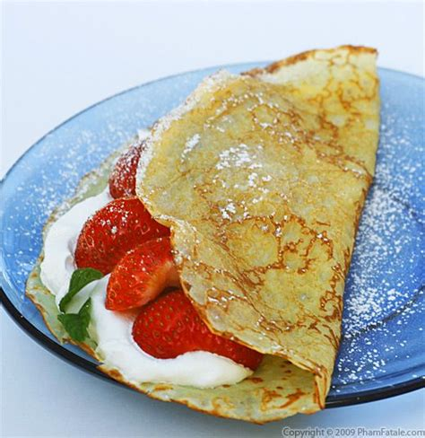 crepe recipe how to make thin crepes