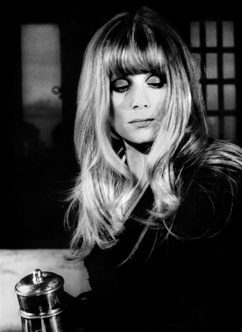 francoise dorleac roman polanski fran 231 oise dorl 233 ac muses cinematic women the red list
