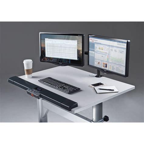 Lifespan Laufband Treadmill Desktop Tr1200 Dt5 220v by Tr1200 Dt5 Treadmill Standing Desk Lifespan Workplace