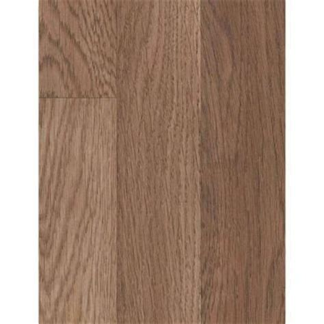 TrafficMASTER Gladstone Oak 7 mm Thick x 7 2/3 in. Wide x