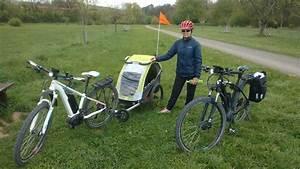 E Bike Für Fahrradanhänger : fahrradanh nger burley solo im alltags und urlaubseinsatz ~ Jslefanu.com Haus und Dekorationen