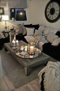 Fine, 45, Cozy, Living, Room, Decor, Ideas, To, Make, Anyone, Feel
