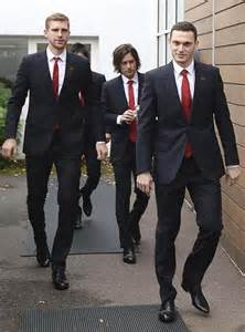 Arsenal Team Players Suit