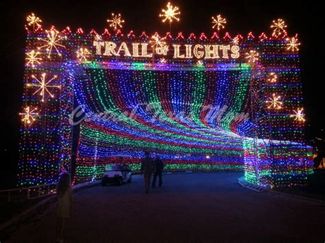 christmas lights austin tx austin texas trail of lights preview and announcements