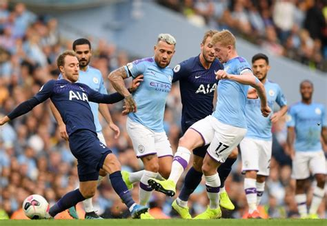 Manchester City 2-2 Tottenham Hotspur: VAR mang 1 điểm rời ...