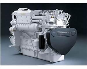 Yanmar Marine Engine 6sy
