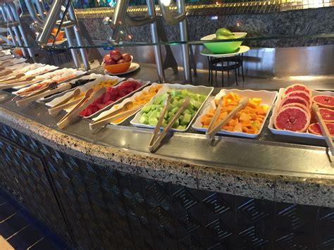 food bar tiffany s carnival elation cruise tips in