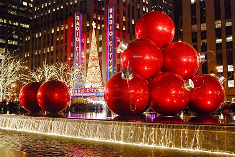 christmas decoration around nyc top 5 destinations for 2013 home and