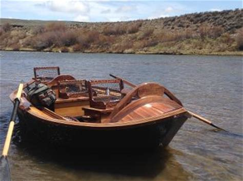 Drift Boat Size by Croff Craft Custom Driftboats