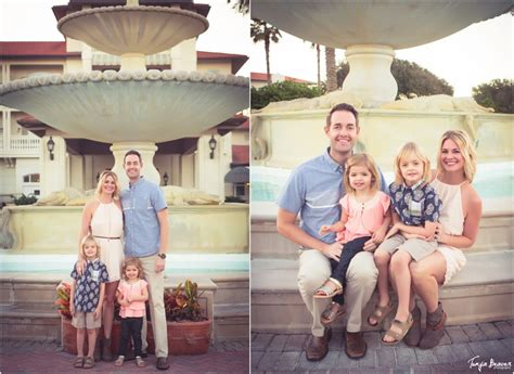 snyder family fall family session ponte vedra beach
